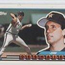 1989 Topps Big 29 Jim Deshaies