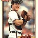 1991 Topps 385 Mickey Tettleton