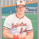 1989 Fleer 623 Mickey Tettleton