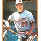 1988 Topps 98 Rene Gonzales RC