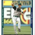 2005 Topps Update 47 Nick Green