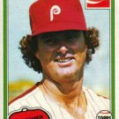 1981 Coke Team Sets 99 Steve Carlton