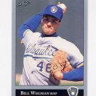 1992 Leaf 196 Bill Wegman