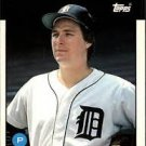1986 Topps Traded 53T Eric King