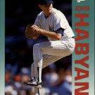 1992 Fleer 228 John Habyan