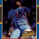 1987 Donruss Highlights #22 Floyd Youmans