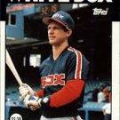 1986 Topps 187 Scott Fletcher