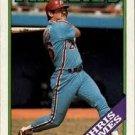 1988 Topps 572 Chris James