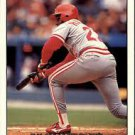 1992 Donruss 537 Billy Hatcher