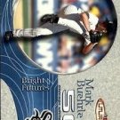 2001 Fleer Futures 194 Mark Buehrle BF