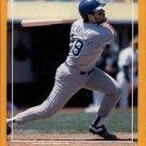 1988 Score 485 Pete Incaviglia