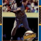 1987 Donruss Highlights 30 Kirby Puckett