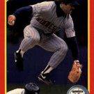 1990 Score 281 Wally Backman