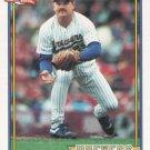 1991 Topps 217 Chris Bosio