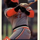 1993 Donruss 638 Dmitri Young RR