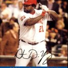 2007 Topps Update 255 Dmitri Young