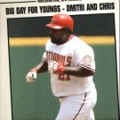 2008 Topps Year in Review #YR95 Dmitri Young