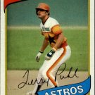 1980 Topps 147 Terry Puhl