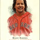 2007 Topps Allen and Ginter 161 Manny Ramirez
