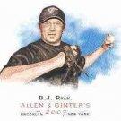 2007 Topps Allen and Ginter 284 B.J. Ryan