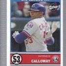 2003 Upper Deck Vintage 301 Ron Calloway