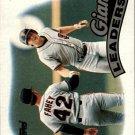 1989 Topps 351 Bob Melvin/Bill Fahey CO TL
