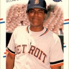 1988 Fleer 75 Lou Whitaker