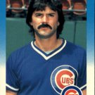 1987 Fleer 563 Dennis Eckersley