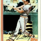 1982 Topps 232 Terry Crowley