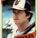 1980 Topps 188 Terry Crowley