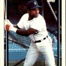 1992 Topps 221 Skeeter Barnes