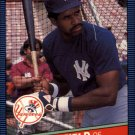 1986 Donruss 248 Dave Winfield