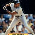 1988 Donruss Pop-Ups 2 Dave Winfield