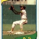 1980 Topps 301 Mike Edwards