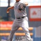 2008 Upper Deck First Edition 326 Carlos Zambrano