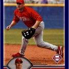 2003 Topps 615 Tyler Houston