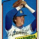 1980 Topps 166 Glenn Abbott