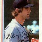 1982 Topps 189 Glenn Hoffman