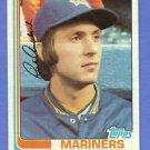 1982 Topps 72 Rick Auerbach