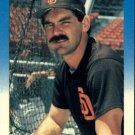 1987 Fleer #411 Bruce Bochy