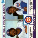 1983 Topps 51 Leon Durham/Fergie Jenkins TL
