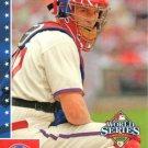 2008 Phillies Upper Deck World Series Champions PP15 Chris Coste