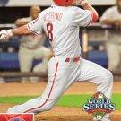 2008 Phillies Upper Deck World Series Champions PP35 Shane Victorino HL