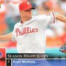 2008 Phillies Upper Deck World Series Champions PP40 Ryan Madson HL