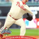 2008 Phillies Upper Deck World Series Champions PP44 Brett Myers MM