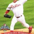 2008 Phillies Upper Deck World Series Champions PP47 Jamie Moyer MM