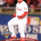 2008 Phillies Upper Deck World Series Champions PP49 Geoff Jenkins MM