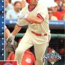 2008 Phillies Upper Deck World Series Champions PP6 Shane Victorino
