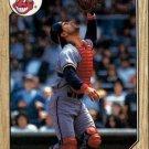 1987 Topps 322 Chris Bando