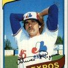 1980 Topps 520 Steve Rogers
